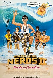 Revenge of the Nerds II: Nerds in Paradise (1987) 720p