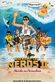 Primary photo for Revenge of the Nerds II: Nerds in Paradise