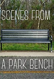 Scenes From A Park Bench: The Runners Poster