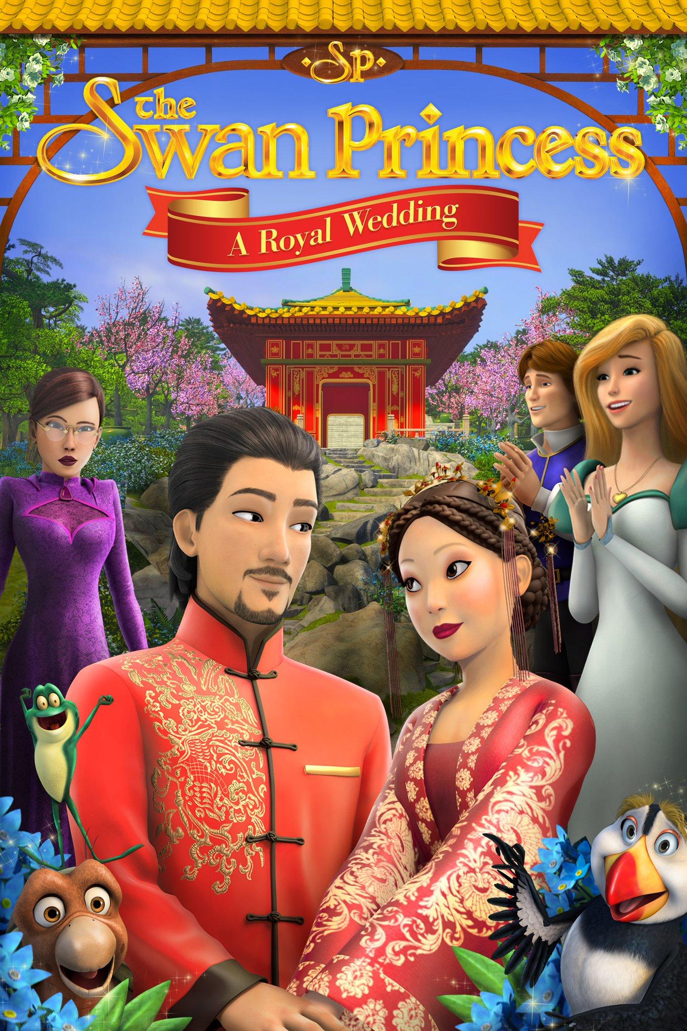 The Swan Princess: A Royal Wedding hd on soap2day