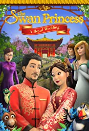 The Swan Princess: A Royal Wedding Poster