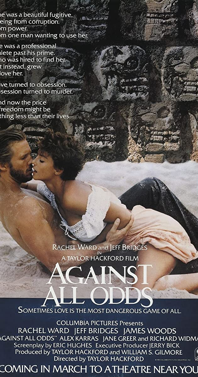 Watch Full HD Movie Against All Odds (1984)