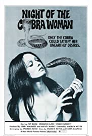 Night of the Cobra Woman (1972) Poster - Movie Forum, Cast, Reviews