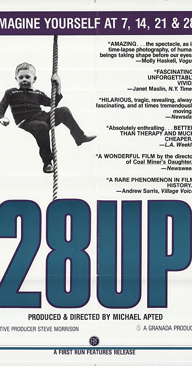 Subtitle of 28 Up