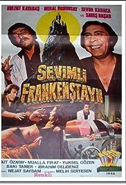 My Friend Frankenstein Poster