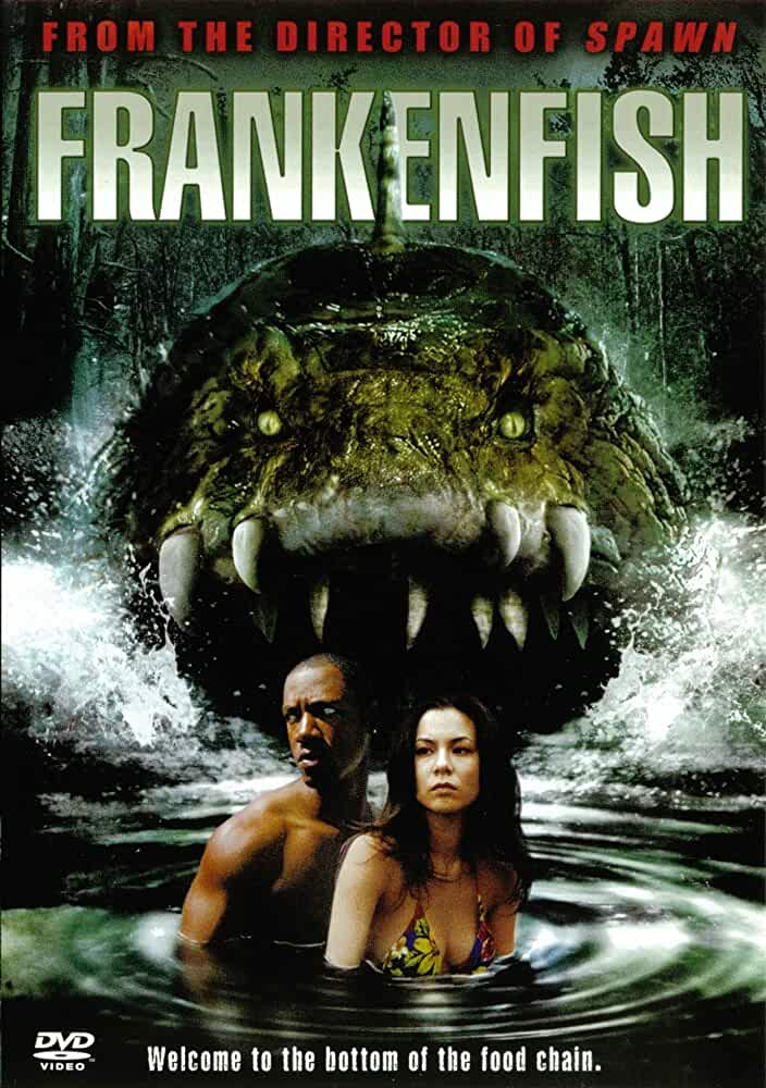 Frankenfish (2004) Hindi Dubbed