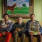 Adrian Titieni, Gheorghe Ifrim, and Sergiu Costache in Domestic (2012)
