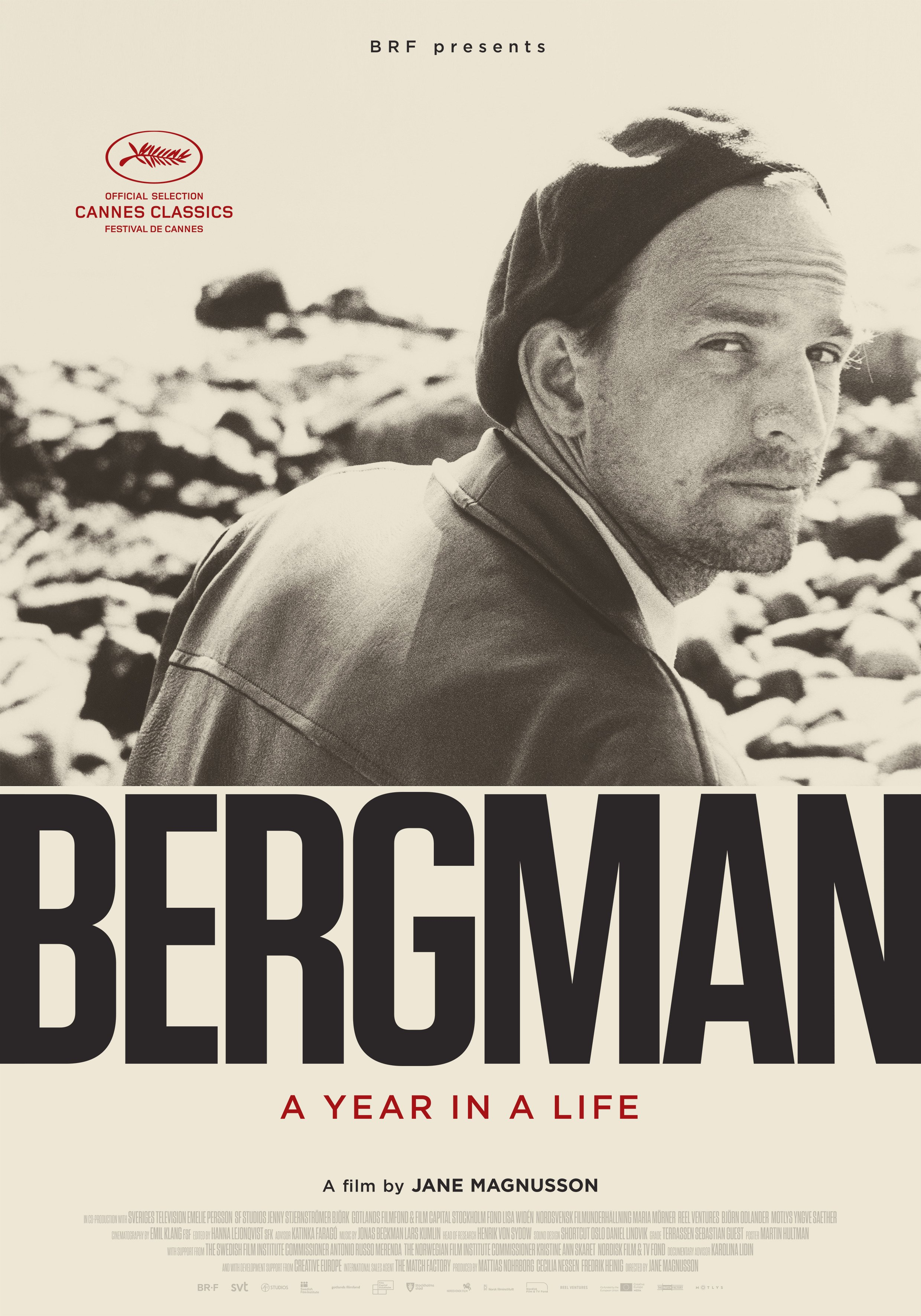 「bergman a year in a life poster」的圖片搜尋結果