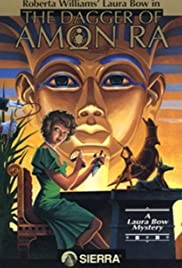 Laura Bow 2: The Dagger of Amon Ra Poster