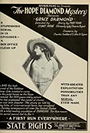 The Hope Diamond Mystery Poster