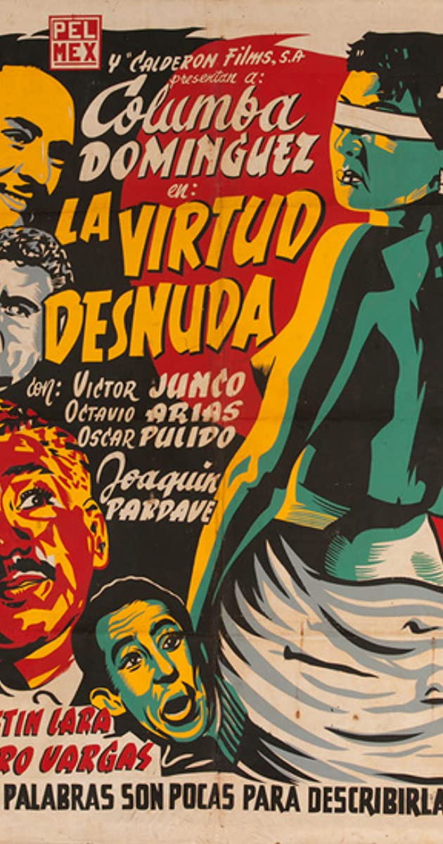 La Virtud Desnuda 1957 Full Cast Crew Imdb