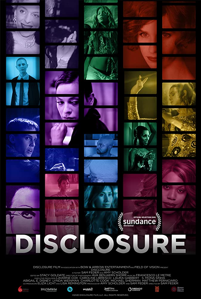 Amy Scholder and Sam Feder in Disclosure: Trans Lives on Screen (2020)