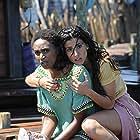 Tania Raymonde and Avumile Qongqo in Deep Blue Sea 3 (2020)