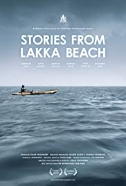 Stories from Lakka Beach Poster