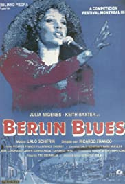 Berlín Blues Poster