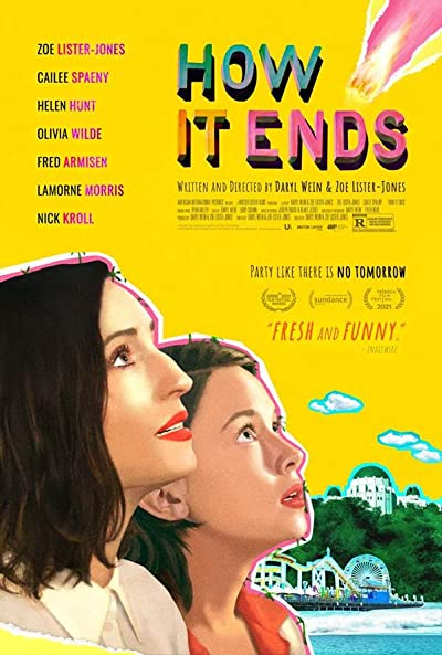 How It Ends MLSBD.CO - MOVIE LINK STORE BD