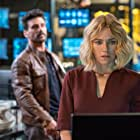 Frank Grillo and Naomi Watts in Boss Level (2021)