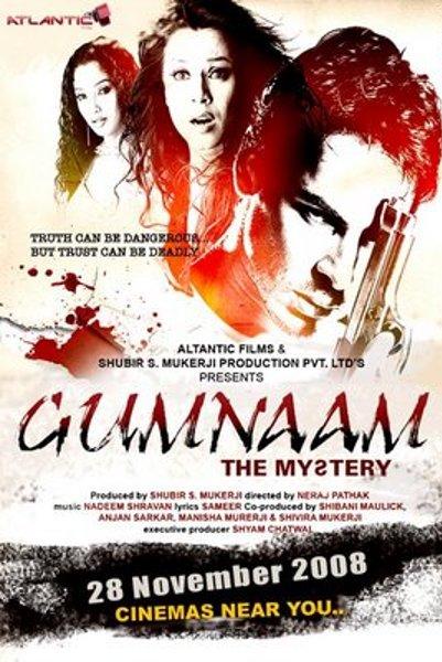 دانلود زیرنویس فارسی فیلم Gumnaam