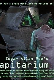 Edgar Allen Poe's Decapitarium 3-d Poster