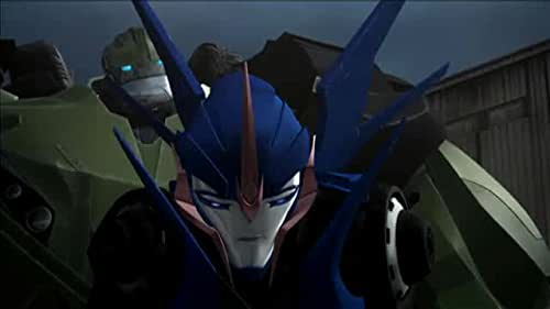 Transformers Prime: One Shall Stand: Clip 1