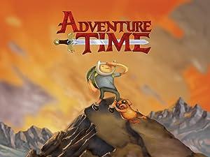 Animation Adventure Time Movie