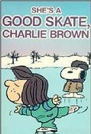 She's a Good Skate, Charlie Brown(1980) Poster - TV Show Forum, Cast, Reviews