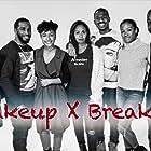 Karmia Berry, Kamel Goffin, Sean Dominic, Emilio Evans, Omar Salmon, Nicolette Ellis, and Olivia Gray in Makeup X Breakup (2016)