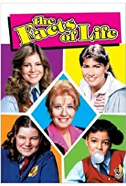 The Facts of Life Goes to Paris (1982) Poster - Movie Forum, Cast, Reviews