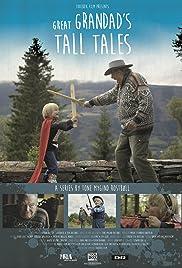 Great Grandad's Tall Tales Poster