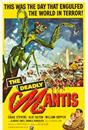 The Deadly Mantis (1957) Poster - Movie Forum, Cast, Reviews