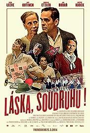 Mieletön elokuu Poster