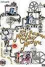The Marty Feldman Comedy Machine (1971) Poster