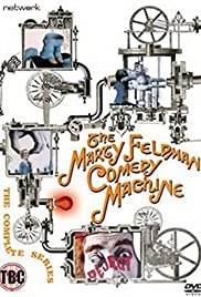 The Marty Feldman Comedy Machine Poster