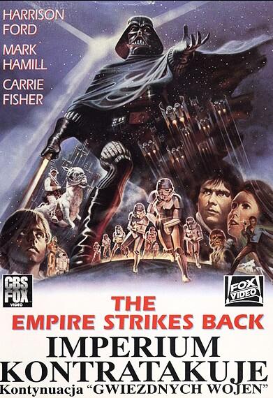 Star Wars Episode V The Empire Strikes Back 1980