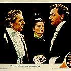 Katharine Hepburn, Leo G. Carroll, and Paul Henreid in Song of Love (1947)