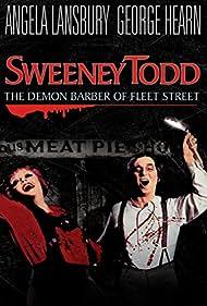 Angela Lansbury and George Hearn in Sweeney Todd: The Demon Barber of Fleet Street (1982)