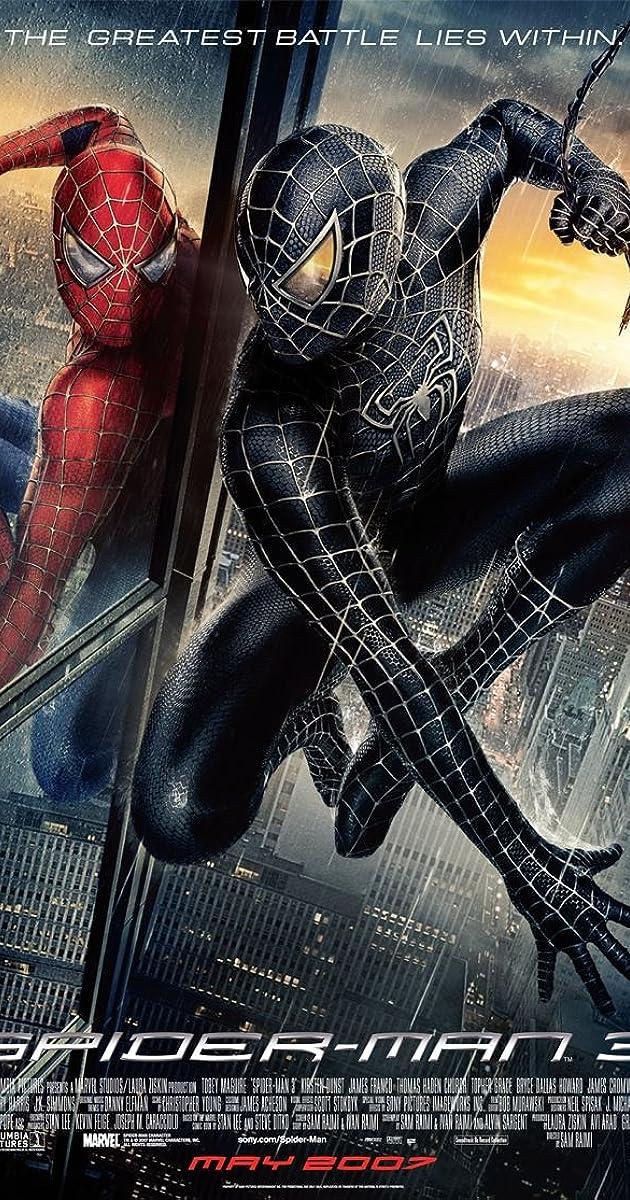 Free Download Spider-Man 3 Full Movie
