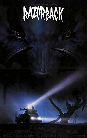 Permalink to Movie Razorback (1984)