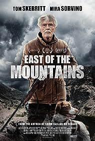 Mira Sorvino and Tom Skerritt in East of the Mountains (2021)