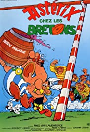 Asterix in Britain Poster