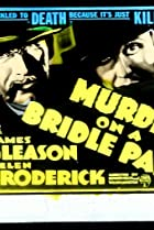 Murder on a Bridle Path (1936) Poster