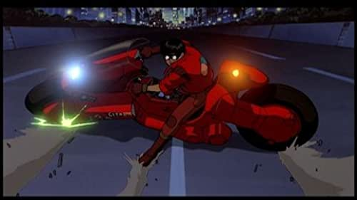 Trailer for Akira: 25th Anniversary Edition