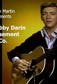 Dean Martin Presents: The Bobby Darin Amusement Co. Poster