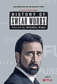 Nicolas Cage in History of Swear Words (2021)