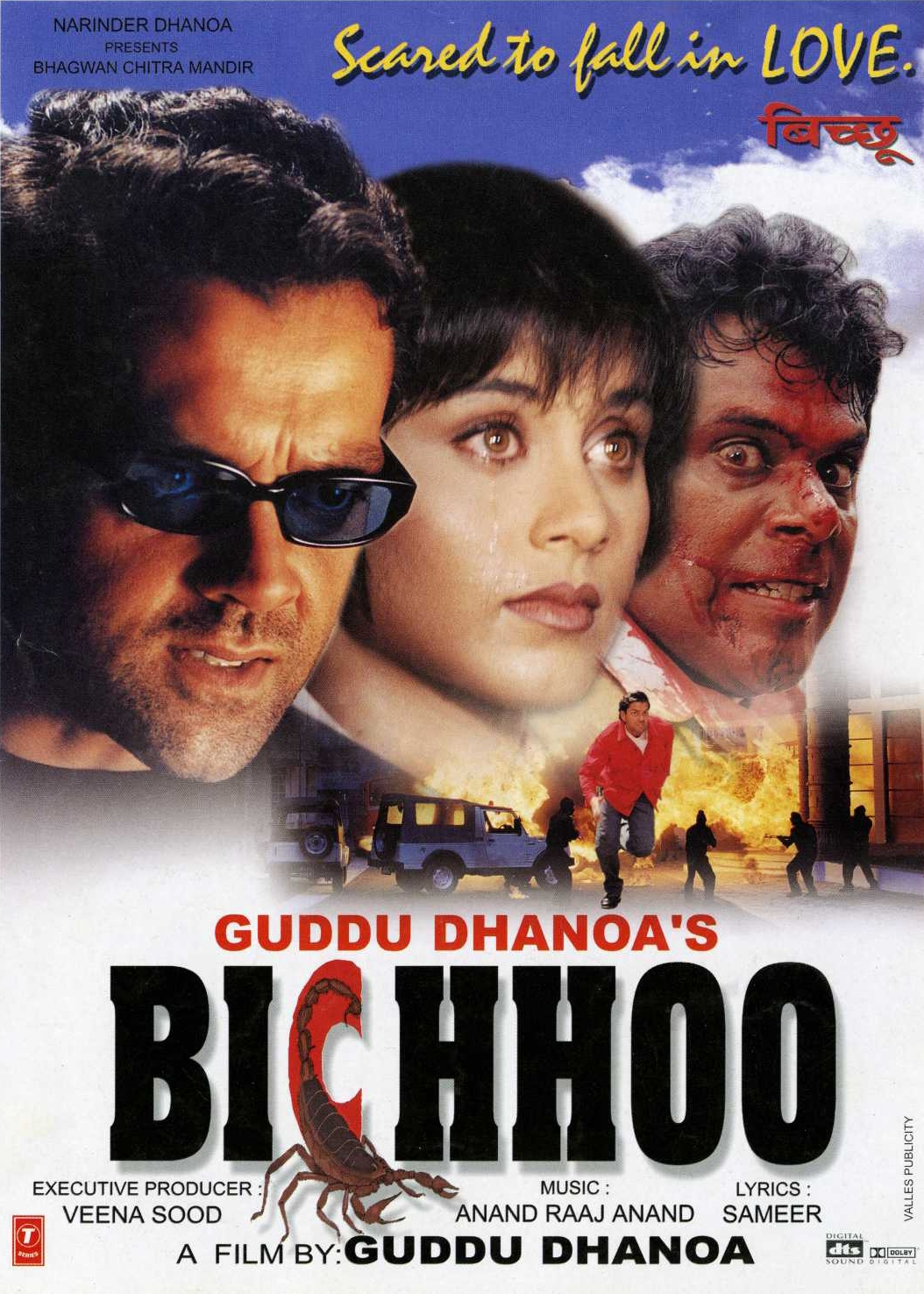 Bichhoo 2000 Hindi 720p HDRip ESubs 1GB Download