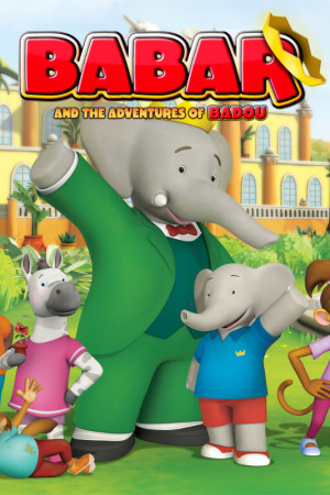 Where to stream Babar and the Adventures of Badou