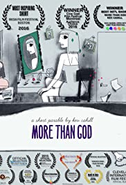 More Than God Poster