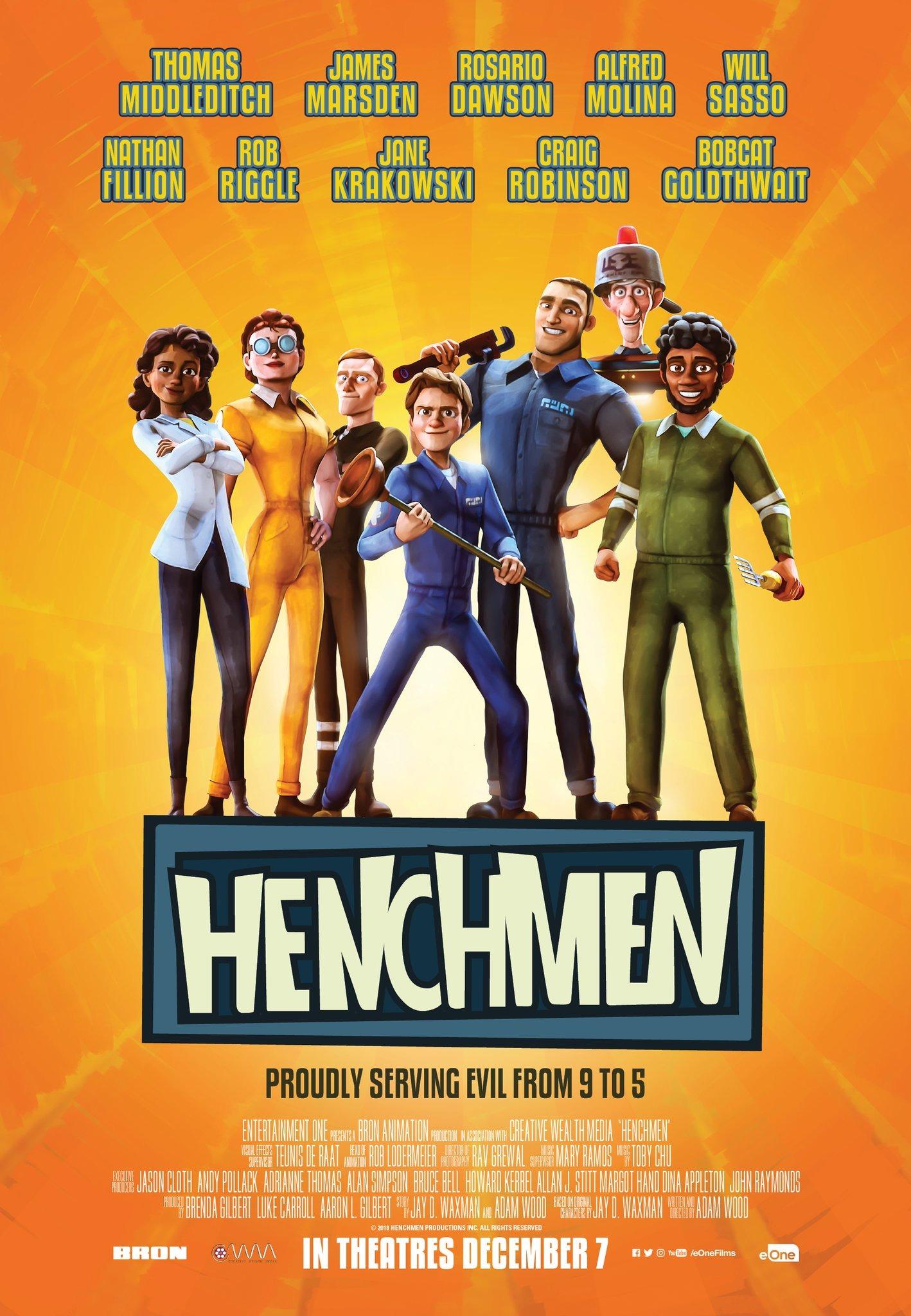 Henchmen (2018) - IMDb