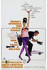 How to Steal a Million (1966) film en francais gratuit