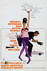 Legal online movie downloads free How to Steal a Million by Stanley Donen [1280p]